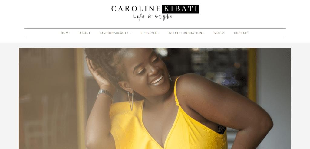 Caroline Kibati