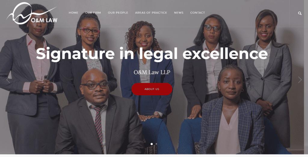 O&M Law LLP